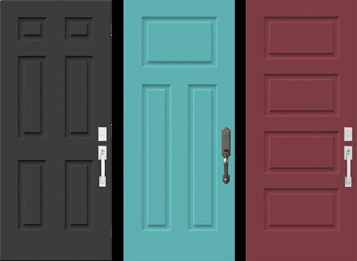 Front Doors by Verdun & Doors Manufactured in Ottawa ON | Verdun Windows and Doors