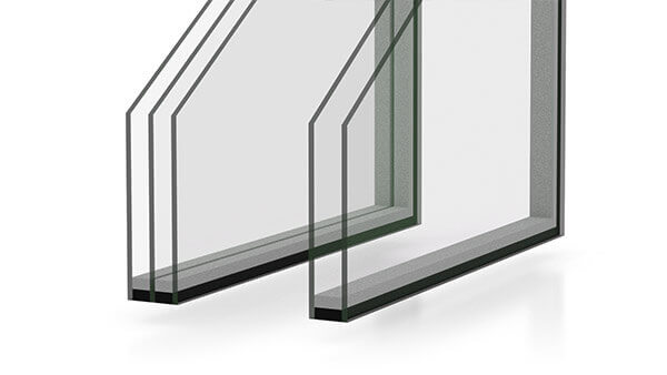 Bay Windows - Dual and triple-pane insulated glass units