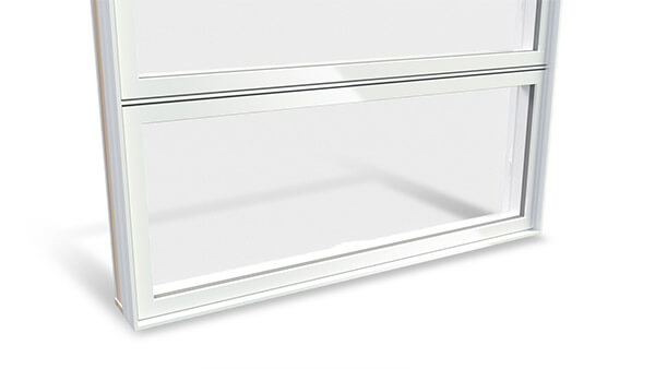 Awning Windows - High-gloss finish