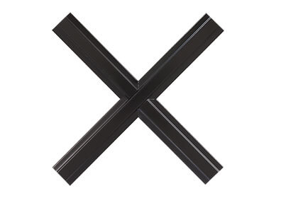 Georgian Grilles - Black