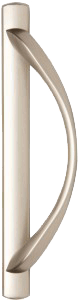 Satin Nickel Patio Door Handle