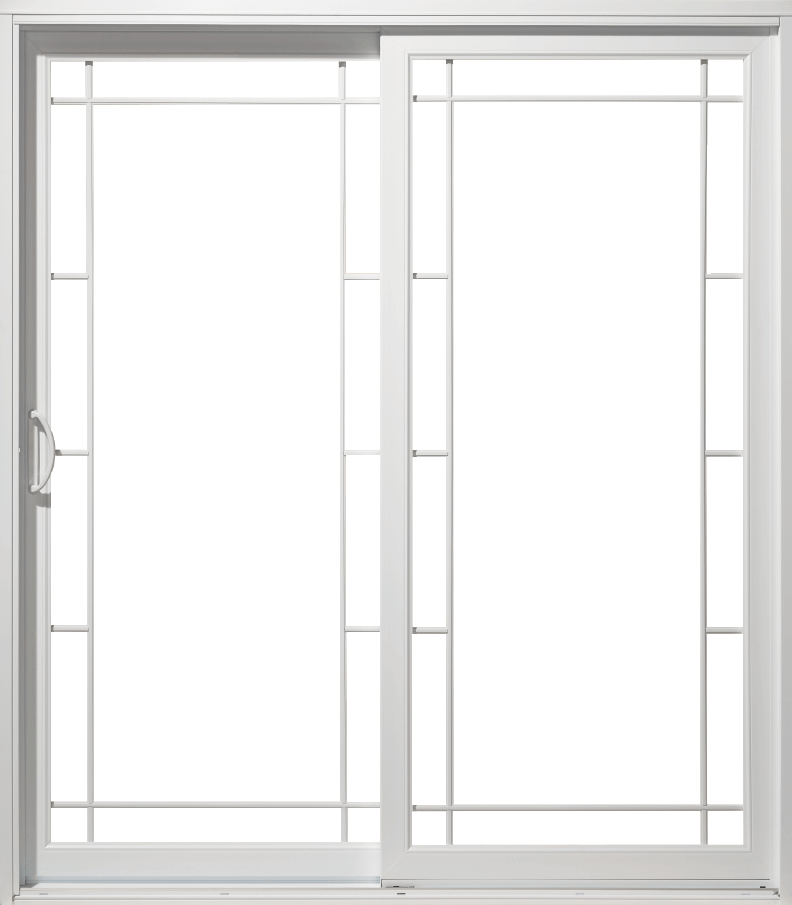 Contour Grill Patio Door Option