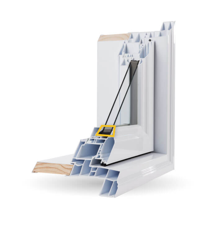 Awning Windows - Tremco® EnerEDGE® Warm-Edge Spacer