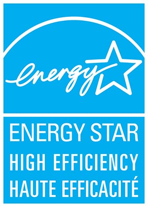Verdun doors are Energy Star® Rated High Efficiency