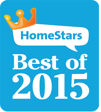 HomeStars Best of 2015