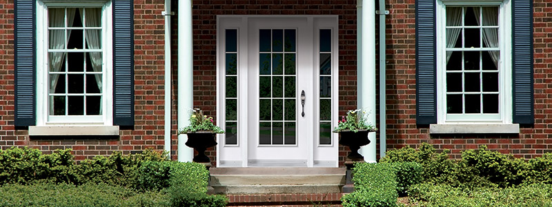 A brand new front door outside of a home in Ottawa ON. & Ottawa Doors by Verdun Pezcame.Com