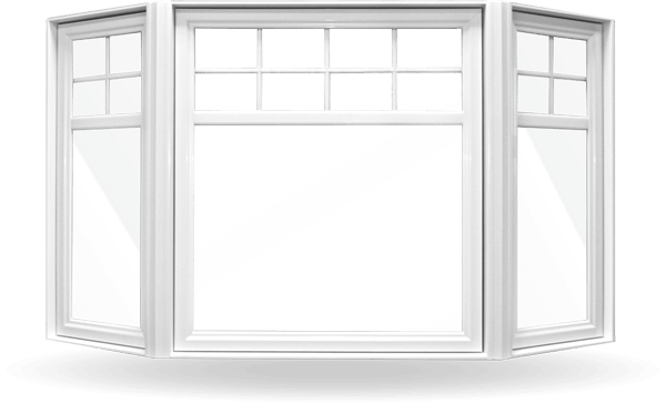 Bay and Bow PVC Windows