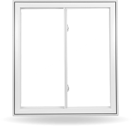 PVC Double Slider Windows